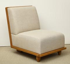 Appel Modern SLIPPER CHAIR WITH ELABORATE DETAILED BACK BY APPEL MODERN - 1897597