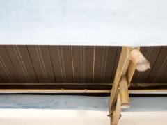 Arflex Marco Zanuso Sleep O Matic Blue Velvet Sofa - 1506239