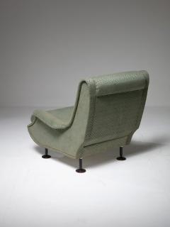 Arflex Pair of Regent Lounge Chairs by Marco Zanuso for Arflex - 1032217