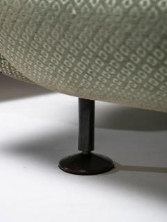 Arflex Pair of Regent Lounge Chairs by Marco Zanuso for Arflex - 1032220