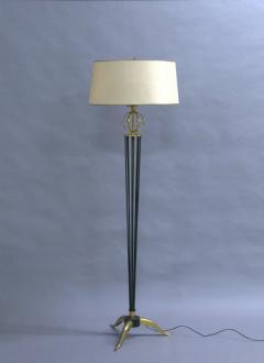 Arlus Fine French 1950s Floor Lamp by Arlus - 395581