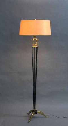 Arlus Fine French 1950s Floor Lamp by Arlus - 395586