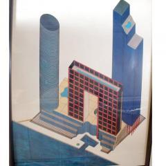 Arquitectonica Arquitectonica Poster 1984 - 500221