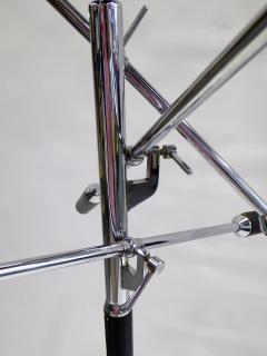 Arredoluce 1960s Iconic Arredoluce Triennale Three Arm Articulating Floor Lamp - 285465