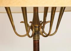 Arredoluce 5 Light Floor Lamp in the manner of Arredoluce - 1090445