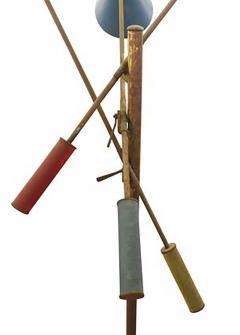 Arredoluce Triennale Floor Lamp by Arredoluce Marked 1947 - 338791