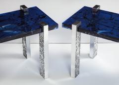 Arriau Pair of Petram Side Tables by Arriau - 1044033