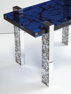 Arriau Pair of Petram Side Tables by Arriau - 1044034