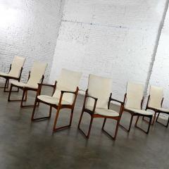 Art furn Scandinavian modern danish rosewood dining chairs by art furn - 2130256