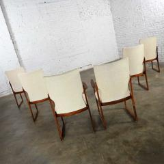 Art furn Scandinavian modern danish rosewood dining chairs by art furn - 2130290