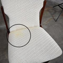 Art furn Scandinavian modern danish rosewood dining chairs by art furn - 2130293