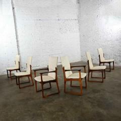 Art furn Scandinavian modern danish rosewood dining chairs by art furn - 2130295