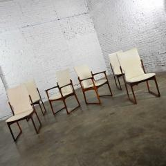 Art furn Scandinavian modern danish rosewood dining chairs by art furn - 2130308