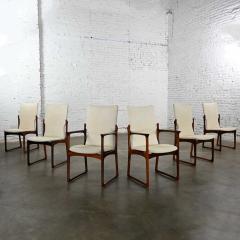 Art furn Scandinavian modern danish rosewood dining chairs by art furn - 2130315