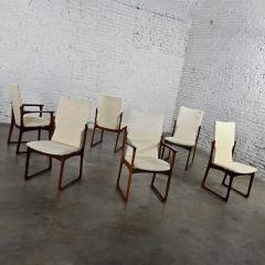 Art furn Scandinavian modern danish rosewood dining chairs by art furn - 2130328