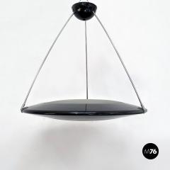Arteluce Metal chandelier mod Mira C by Ezio Didone for Arteluce 1980s - 2102684