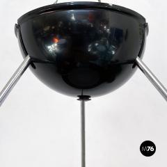Arteluce Metal chandelier mod Mira C by Ezio Didone for Arteluce 1980s - 2102779
