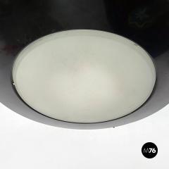 Arteluce Metal chandelier mod Mira C by Ezio Didone for Arteluce 1980s - 2102790
