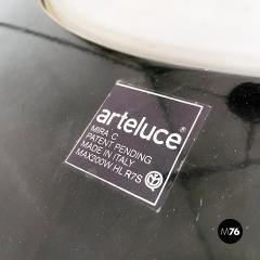 Arteluce Metal chandelier mod Mira C by Ezio Didone for Arteluce 1980s - 2102794