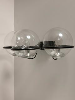 Arteluce Pair of Wall Lamps Model 238 3 by Gino Sarfatti for Arteluce - 1574885