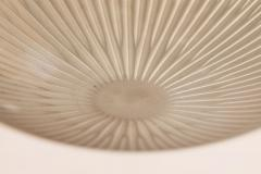 Artemide 1960s Sergio Mazza Brass and Glass Wall or Ceiling Light for Artemide - 911613