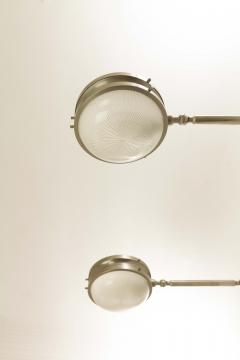 Artemide A pair of Gamma wall lamps by Sergio Mazza for Artemide 1960s - 1481103