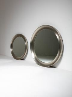 Artemide Pair of Narcisso Wall Mirrors by Sergio Mazza for Artemide - 956634