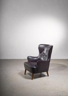 Artifort Theo Ruth highback easy chair for Artifort Dutch - 2136917