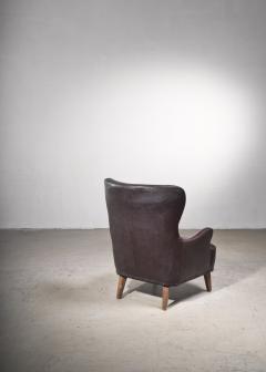 Artifort Theo Ruth highback easy chair for Artifort Dutch - 2136918