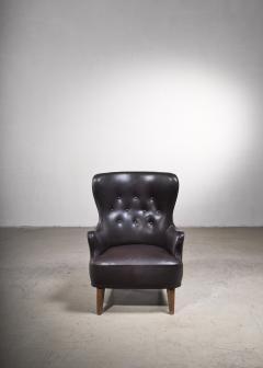Artifort Theo Ruth highback easy chair for Artifort Dutch - 2136919