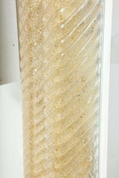 Artisti Barovier Barovier Murano Glass Rectangular Sconce - 1505492