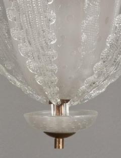 Artisti Barovier Very Chic Murano Glass Fixture Attributed to Barovier - 1534054