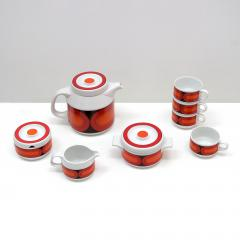 Arzberg Bavaria Ceramic Set Form 3000 Sicilia by Arzberg 1970 - 1172717