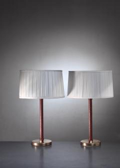 Asea ASEA pair of model E1251 table lamps - 1559534