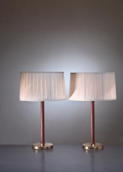 Asea ASEA pair of model E1251 table lamps - 1559535