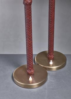 Asea ASEA pair of model E1251 table lamps - 1559537