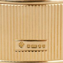 Asprey 18 karat gold enamel pearl and precious stone box by Asprey - 1277235