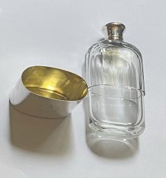 Asprey Asprey English hallmarked Silver hip flask London 1867 - 2001938