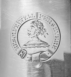 Asprey Asprey English hallmarked Silver hip flask London 1867 - 2001943