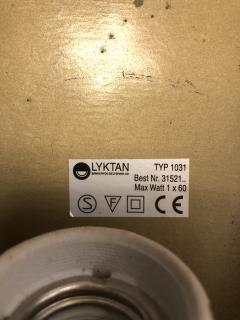 Atelje Lyktan Set of Atelje Lyktan Brushed Brass S Wall Sconces - 1706920