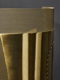 Atelje Lyktan Set of Atelje Lyktan Brushed Brass S Wall Sconces - 1706921