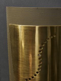 Atelje Lyktan Set of Atelje Lyktan Brushed Brass S Wall Sconces - 1706922