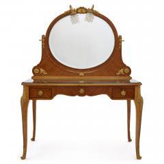 Au Gros Ch ne Antique Parisian Neoclassical Style Dressing Table Set by Au Gros Ch ne - 2013539