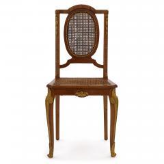Au Gros Ch ne Antique Parisian Neoclassical Style Dressing Table Set by Au Gros Ch ne - 2013548