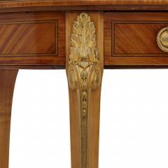 Au Gros Ch ne Antique Parisian Neoclassical Style Side Table by Au Gros Ch ne - 2013523
