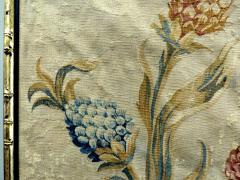 Aubusson 18th Century Floral Aubusson Panels Set of Three - 523431