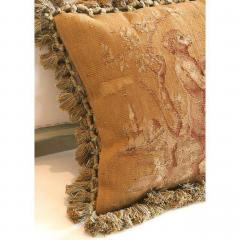 Aubusson Dancing Monkeys Aubusson Pillow - 1362545