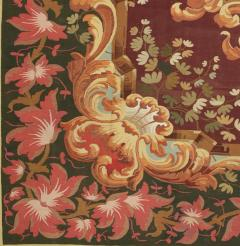 Aubusson Mid 19th Century Antique Handwoven Aubusson Tapestry - 1047384