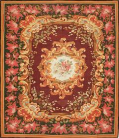 Aubusson Mid 19th Century Antique Handwoven Aubusson Tapestry - 1047387
