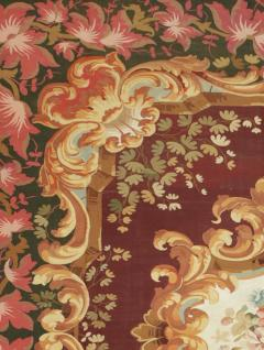 Aubusson Mid 19th Century Antique Handwoven Aubusson Tapestry - 1047388